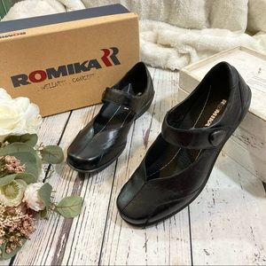 Romika Mary Janes citylight 87 leather sandals NEW